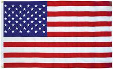 American Flag 2.5x4 Ft Nylon Presidential Series Sewn 2-1/2'x4' US Flag 30x48in