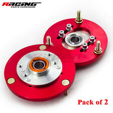 Red Camber Plates Fit for BMW E36 3 Series 318 320 323 325 M3