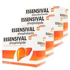Essensival Phospholipide 200 caps (4x50) Liver Detox Essentiale Forte Substitute