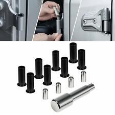 Door Pin Guides & Door Bushing Removal Tool for 2007-2020 Jeep Wrangler JK JL