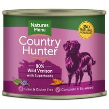 Natures Menu Country Hunter Seriously Meaty Can Food | Dogs
