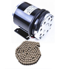 36V 800W Brushed Electric Motor w/ Chain For Razor Mobility Tricycle Utility Bik