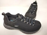 NEW! Skechers Women's Synergy 3.0 Out & About Lace Up Shoes Black #13261 170O cc