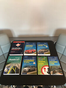 Adi Driving Instructor Books Full Set Highway Code Driving Instructor Manual