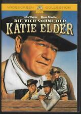 PARAMOUNT Western : Die vier Söhne der Katie Elder (John Wayne) Dean Martin
