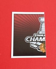 2015/16 Panini Hockey Stanley Cup Chicago Blackhawks Sticker #491