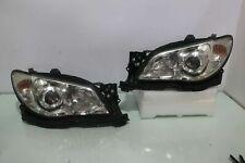 JDM 2006-2007 CHROME Subaru Impreza WRX Rev9 GDB GDA HALOGEN Headlight Head Lamp