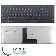 New UK Keyboard Toshiba Satellite C50-B C50A-B C50D-B C55-B C55D-B With Frame
