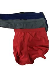 Jockey Life Mens Trunks, 3 Pack, Pre-owned