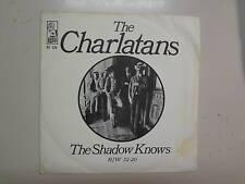"""CHARLATANS: The Shadow Knows 2:08-32-20 2:27-Italy 7"""" 1966 Kapp Fonit KI 124 PSL"""