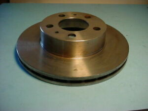 Brake Rotor Pair Front Fits Volvo 240 260 & 240 Turbo  083-1198