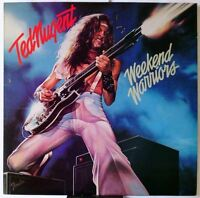 *NEW* CD Album Ted Nugent - Weekend Warriors (Mini LP Style Card Case)