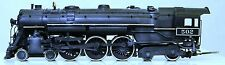 HO Scale Sunset Brass Custom Painted 4-6-4 Toronto Hamilton & Buffalo #502