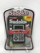2006 Westminster Travel Mate Electronic Sudoku Game & Puzzle Book NIP