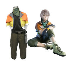 Final Fantasy XIII FF13 Hope Estheim Cosplay Costume Free Shipping Suit