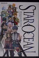 JAPAN NEW Star Ocean 20th Anniversary Memorial Book ~Eternal Sphere no Kiseki~