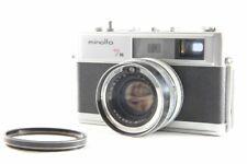 Excellent Minolta Hi-Matic 7s 35mm Rangefinder Camera 45mm F1.8 from Japan #1148