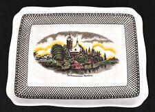 Vintage Myott Son & Co. Shakespeare Land Memorial Souvenir Plate