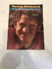 1969 Football Steve Owens Oklahoma  Sports Illustrated