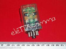 rele relais relay di potenza Potter Brumfield 12V 3 scambi