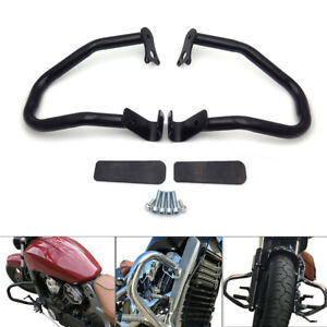 Highway Engine Guard Crash Bar Kit For Indian Scout 2015-2018 Scout Sixty Black