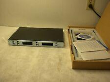 Dell PowerEdge 2161DS-2 WC985 KVM Console Switch Loc PL