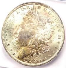 1882-O Morgan Silver Dollar $1 Coin - ICG MS66 - Rare in MS66 - $3750 Book Value