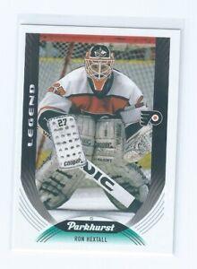 Ron Hextall Parkhurst Legend 2020-21 Parkhurst Upper Deck Hockey NHL Card #324