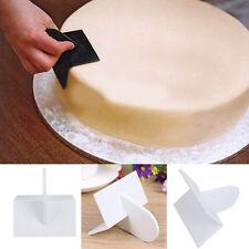 Cake edge Finisher Polisher Cream Smoother Paddle DIY Fondant Sugar Craft Tools