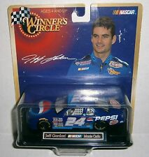 Jeff Gordon - NASCAR Winners Circle 1998 Pepsi 1:43 Diecast Car