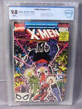 THE UNCANNY X-MEN Annual #14 (Gambit 1st appearance) CBCS 9.8 Marvel 1990 cgc