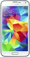 Samsung Galaxy S5 16GB Android Smart Mobile Phone White UNLOCKED