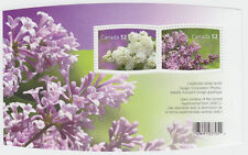 Canada - #2206 Lilacs Souvenir Sheet (Flowers) -MNH
