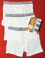 Michael Kors Boxer Brief Soft Touch White 3 Pack Size M L XL NIB