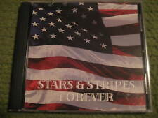 Original Vintage STARS & STRIPES FOREVER CD 400RO