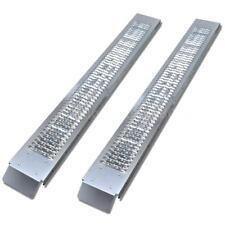 Set 2 rampe di carico in acciaio 500 kg D9Y4