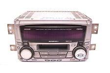 Clarion Autoradio für Kia Sorento ADZ628R Tuner CD MC Player Radio RDS KFZ #2