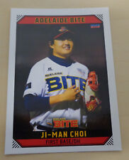 Ji-Man Choi 2018/19 Australian Baseball League Trading Card - Tampa Bay Rays