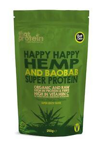 that protein Happy Happy Hemp & Baobab Super Protein