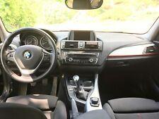 BMW 116i  sportedition, schwarz