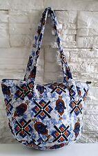 Zweien Träger im Shopper/Umwelttaschen-Stil aus Baumwolle mit Reißverschluss