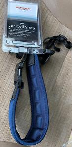 """Quantaray Digital 2"""" Air Cell Camera Strap - Blue"""