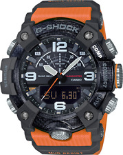 CASIO G-SHOCK MASTER OF G MUDMASTER Carbon Quad Sensor WATCH GGB100-1A9