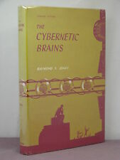 1st,w label signed by author,The Cybernetic Brains by Raymond Jones(1962) Avalon