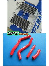 FOR YAMAHA YZF450 YZ450F YZ 450 F 2010-2013 2011 ALUMINUM RADIATOR& HOSE