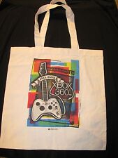 Microsoft XBOX 360 Play Along Tote Shopping Bag Art by Mike Martin EngineHouse13