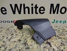 11-13 Dodge Challenger New Fender Extension Right Passenger Black Mopar Oem