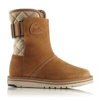 Sorel Newbie Women's Short Boot Winter Boot NL2068/287 Elk NEW