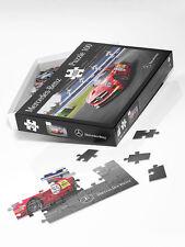 ORIGINALE Mercedes Benz Puzzle per bambini gioco AMG motivo SLS GT 3 ROSSO 100 pezzi