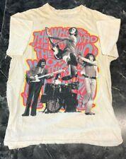 New listing Vintage Rock T Shirt - The Who Nos Xl 1989 80'S Roger Daltrey london kingdom